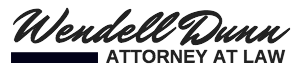 Logo for Wendell Dunn Attorney at Law
